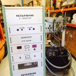 2nd hand Treater 1400 mm web width, powerfull 16KW generater  for film non metalic